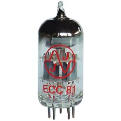 JJ 12AT7 ECC81 Preamp Tube