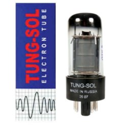 Tung Sol 6V6 Power Tubes