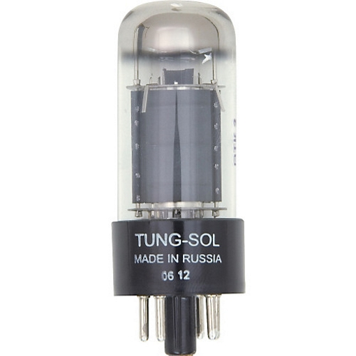 Tung Sol 6V6GT Power Tubes