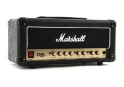 Marshall DSL15 Tube Set