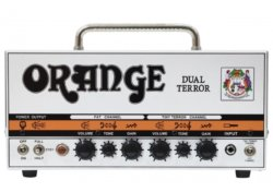Orange Dual Terror tube set