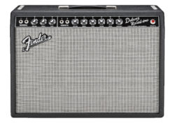 Fender 65 Reissue Deluxe Reverb Tube Set