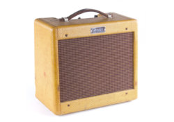 Fender Champ Tweed Tube Set