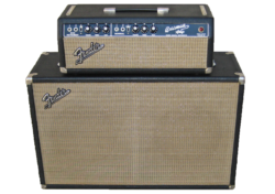 Fender Bassman Blackface/Silverface Tube Set