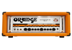 orange rockerverb 100 mk II tube set