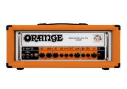 orange rockerverb 100 mk III tube set