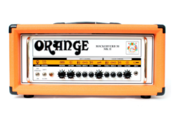 orange rockerverb 50 mk II tube set
