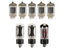 Bogner Telos Tube Set