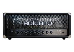 Soldano Hot Rod 100 Plus Tube Set