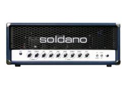 Soldano Hot Rod 50 Plus Tube Set