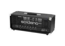 Soldano Hot Rod 50 Avenger Tube Set