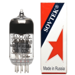 Sovtek 12AX7WC Preamp Tube