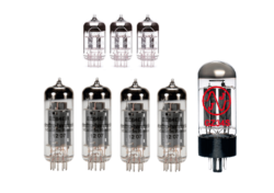 Bad Cat Cub IV 30W Tube Set