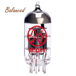 Balanced JJ 12AT7 ECC81 Preamp Tube